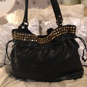 Tory Burch Studded Tote Bag